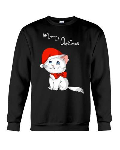 Merry christmas 2019 cat tee shirt