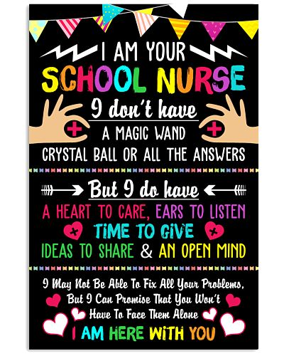 I Am Your School Nurse