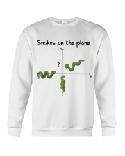 Snakes On The Plane Teacher Crewneck Sweatshirt thumbnail