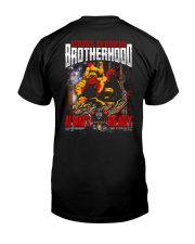 Service To Others Broherhood Always Ready Classic T-Shirt back