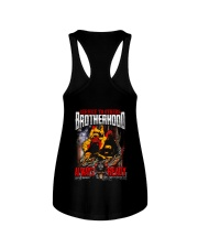Service To Others Broherhood Always Ready Ladies Flowy Tank thumbnail