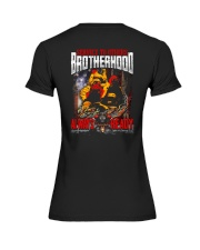 Service To Others Broherhood Always Ready Premium Fit Ladies Tee thumbnail