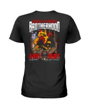 Service To Others Broherhood Always Ready Ladies T-Shirt thumbnail