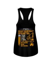Heavy Equipment Operator Brotherhood Ladies Flowy Tank thumbnail