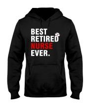 Best Retired Nurse Ever Hooded Sweatshirt thumbnail