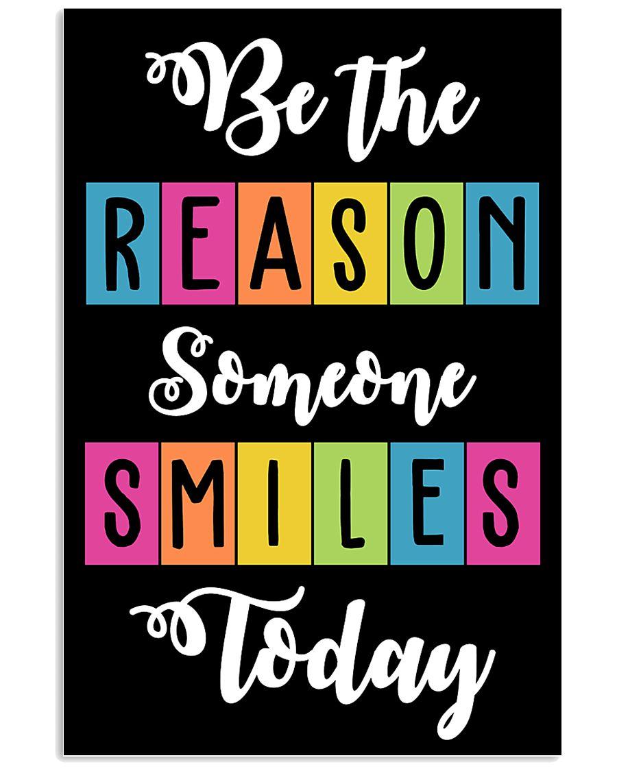 Reason Someone Smiles 11x17 Poster