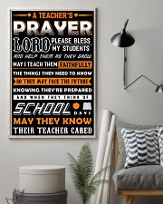 A Teacher's Prayer Poster 11x17 Poster lifestyle-poster-1