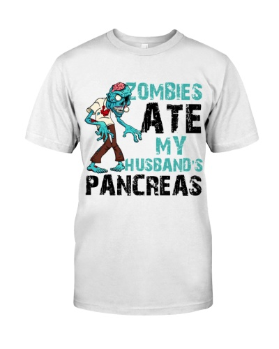 Nurse Zombies Ate My Husband's Pancreas