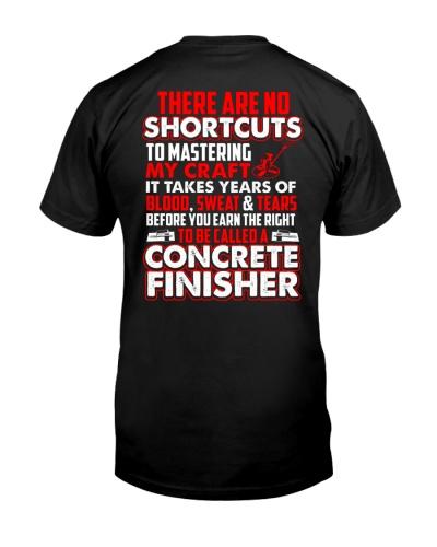 Concrete There Are No Shortcut