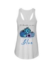 In November We Wear Blue Nurse Ladies Flowy Tank thumbnail