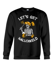 Let's get Halloweld Crewneck Sweatshirt tile