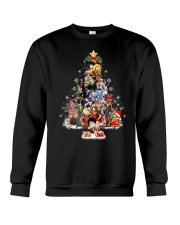 Funny christmas shirt Crewneck Sweatshirt thumbnail