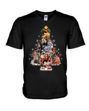 Funny christmas shirt V-Neck T-Shirt thumbnail
