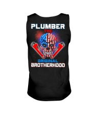 Plumber The Original Brotherhood Unisex Tank thumbnail
