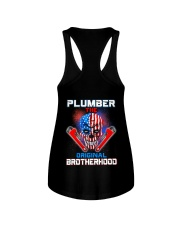 Plumber The Original Brotherhood Ladies Flowy Tank thumbnail