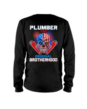 Plumber The Original Brotherhood Long Sleeve Tee thumbnail