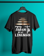 Taken By My Welder Classic T-Shirt lifestyle-mens-crewneck-front-3