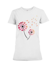 CAMPING LOVE TEE Premium Fit Ladies Tee thumbnail