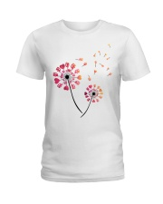 CAMPING LOVE TEE Ladies T-Shirt thumbnail