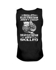 Skilled Electrician Aren't Cheap Cheap Electrician Unisex Tank thumbnail