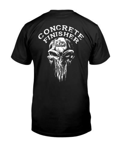Concrete Finisher Skull Hero