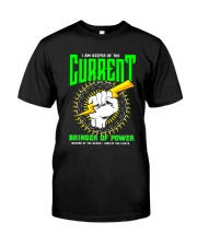 Electrician Keeper Of The Current Premium Fit Mens Tee thumbnail