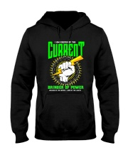 Electrician Keeper Of The Current Hooded Sweatshirt thumbnail