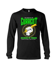 Electrician Keeper Of The Current Long Sleeve Tee thumbnail