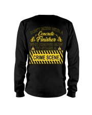 Don't Mess With A Concrete Finisher Long Sleeve Tee thumbnail