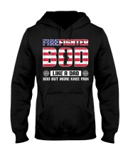 Firefighter Bod Like A Dad Bod But More Knee Pain Hooded Sweatshirt thumbnail