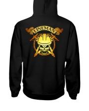 Lineman Skull Hooded Sweatshirt thumbnail