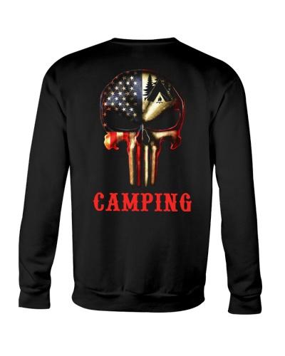 Camping Skull