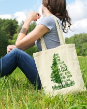 And Into The Forest I Go To Lose Tote Bag lifestyle-totebag-front-6