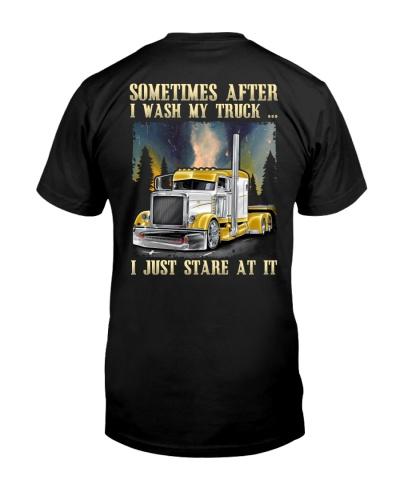 Trucker I Just Stare At It