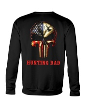 Hunting Dad Skull Crewneck Sweatshirt thumbnail