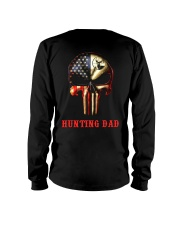 Hunting Dad Skull Long Sleeve Tee thumbnail
