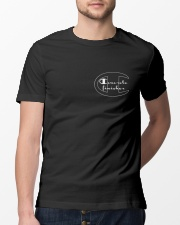 Concrete Finisher  Classic T-Shirt lifestyle-mens-crewneck-front-13