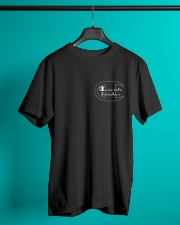 Concrete Finisher  Classic T-Shirt lifestyle-mens-crewneck-front-3