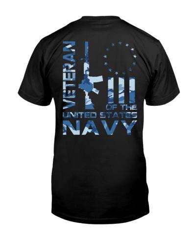 Veteran Navy Flag