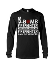 F-Bomb Firefighter Long Sleeve Tee thumbnail