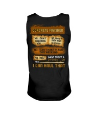 Concrete Finisher - I Can Haul That Unisex Tank thumbnail
