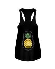 Teach Like A Pineapple Teacher Ladies Flowy Tank thumbnail