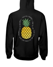Teach Like A Pineapple Teacher Hooded Sweatshirt thumbnail