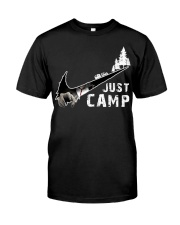 Just Camp Classic T-Shirt front
