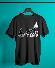 Just Camp Classic T-Shirt lifestyle-mens-crewneck-front-3
