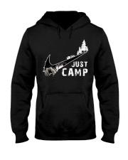 Just Camp Hooded Sweatshirt thumbnail