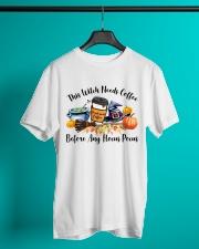 Hocus Pocus Teacher Classic T-Shirt lifestyle-mens-crewneck-front-3