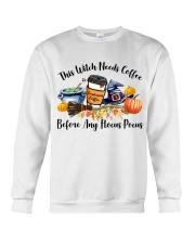 Hocus Pocus Teacher Crewneck Sweatshirt thumbnail