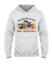 Hocus Pocus Teacher Hooded Sweatshirt thumbnail