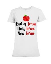End Of Term Premium Fit Ladies Tee thumbnail
